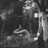 Садовый душ :: Billie Fox