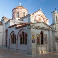 Крит. Монастырь Панагия Каливиани :: Олег Oleg