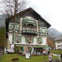Альпийская деревня :: Мила