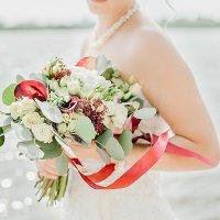 свадебный букет :: Марина Ялалова