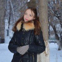 Прогулка :: Ксения Слободина