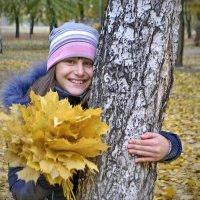 Ксюшина улыбка :: Сергей S.Tulpan