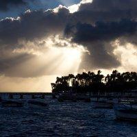 Рассвет над Карибами :: Евгений Евдокимов