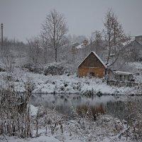 После снегопада :: Константин