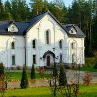 Дом паломников :: Милешкин Владимир Алексеевич