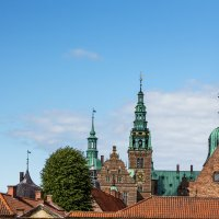 Древняя резиденция королей Дании.(Замок Фридериксборг) :: Александр Лейкум