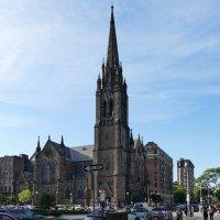 Готическое здание Церкви Ковенанта (Бостон) :: Юрий Поляков
