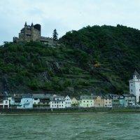 Путешествия по Рейну :: Алёна Савина
