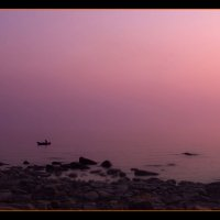 Байкал на закате :: Хась Сибирский