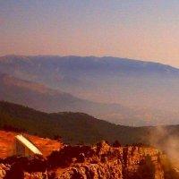 Утро в горах :: Григорий Кучушев
