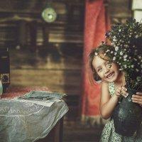 улыбочка :: Янина Гришкова
