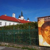 Travelling. Православнaя Польша. Супрасльский Благовещенский мужской монастырь на берегу р. Супрасля :: Murat Bukaev