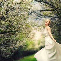 девушка-весна :: Марина Варнава