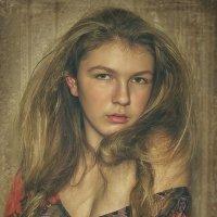 Портрет дочери :: Elena Fokina