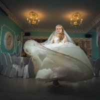 Кураж невесты :: Сергей Воробьев