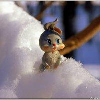 Зима, однако.. :: Андрей Заломленков