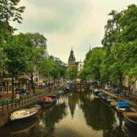 Каналы Амстердама :: Дмитрий .