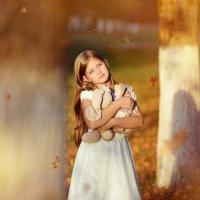 Детство :: Римма Гусакова
