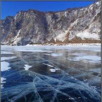 Байкальские линии... :: Андрей Янтарёв