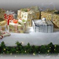 Рождественнские сны..... :: Galina Dzubina