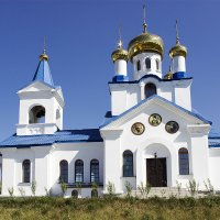 Храм в Линёво (Новосибирская область). :: Евгений Ярдов