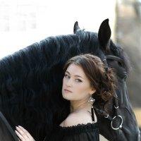 """Dark Horse"" :: Ирина Бондаркова"