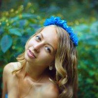 Летняя тайна :: Alina Grudkina