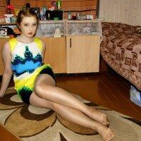 Студентка Маша. :: Евгений Усатов