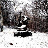 Скульптура Русалка :: Вера
