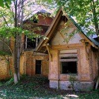 Старый дом :: Татьяна Белогубцева