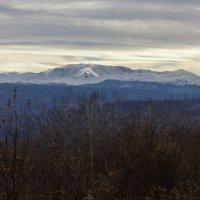 """..а недалеко в горах выпал снег... :: """"Наиль Батталов"""