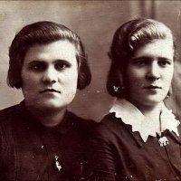 Подруги.  1943 год :: Нина Корешкова