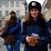 «Молоденький курсант» :: Aleks Nikon.ua