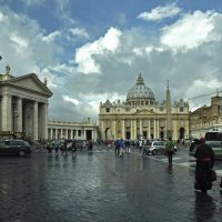 Ватикан.Vatican. :: Юрий Воронов
