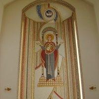 Роспись  в  греко - католическом  храме Ивано - Франковска :: Андрей  Васильевич Коляскин