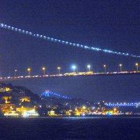 Стамбул. Ночная прогулка по Босфору. :: Игорь