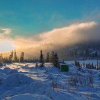 Небесное окно :: юрий Амосов