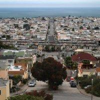 Панорама Сан-Франциско :: lady-viola2014 -