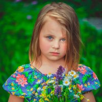 Цветочные мотивы :: Ксения Куривчак