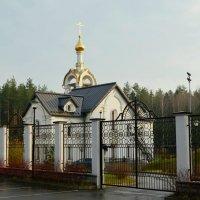 Золото православного креста :: Милешкин Владимир Алексеевич