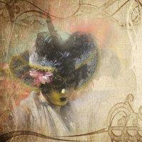 Я пока побуду в маске......... :: Tatiana Markova