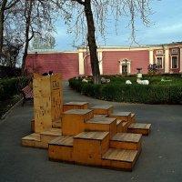уж полдень близится, а слушателей нет... :: Александр Корчемный