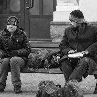 А давай я тебе сбарабаню про любовь! :: Александр Степовой
