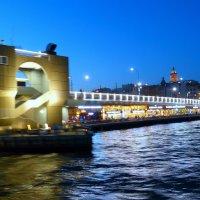 Стамбул. Мост через залив Золотой Рог. :: Игорь