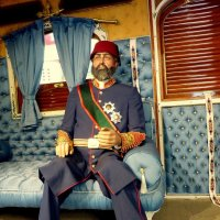 Стамбул. В салон - вагоне султана. :: Игорь