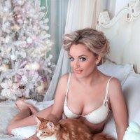 Новогодняя сказка :: Евгения Пятницкая