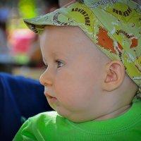 малыш :: Валерия Бунак
