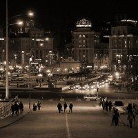 Ночной город :: Валентина Данилова