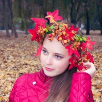 Вот такая осень) :: Ольга Литвинова