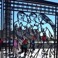 Ворота в странный мир Вигеланна :: Ольга